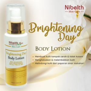 Nibelth Body Lotion Day