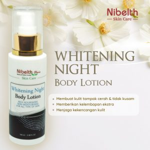 Nibelth Body Lotion-Night