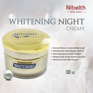 Nibelth Whitening Night