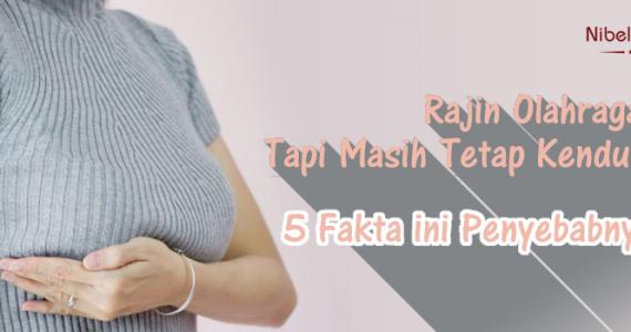 Rajin berolahraga tapi masih tetap kendur,  5 Fakta ini penyebabnya!